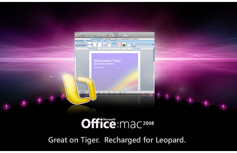 office mac 2008 en español por mediafire