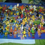 superheroes simpsons