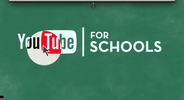 YouTube inaugura YouTube for Schools