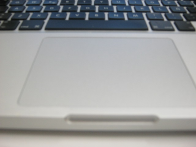 tackpad macbook